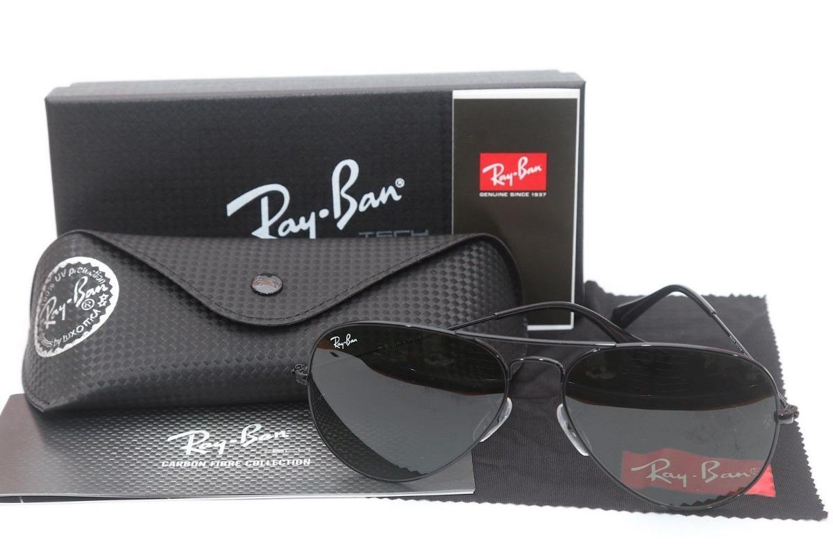 21af6c9279b00 Oculos Aviador Ray Ban Classico Rb3026 + Caixa Tech - R  218,90 em ...