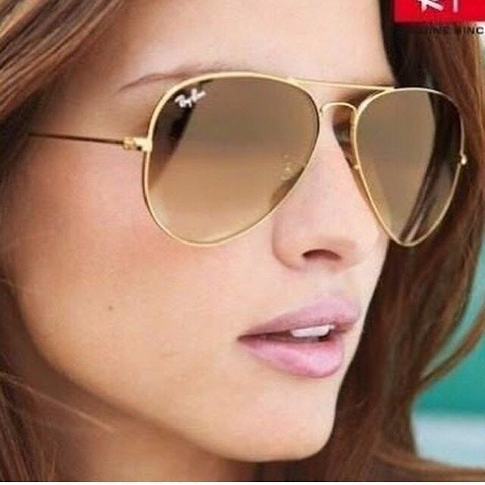120a0aa69fe08 Como Ver Se O Ray Ban é Original. Oculos Aviador Ray Ban Feminino ...