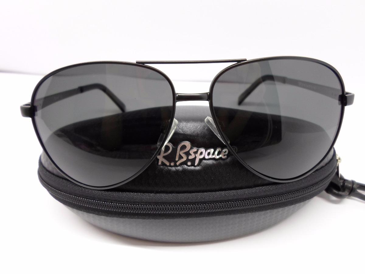 óculos aviador r.b space sol lentes polarizadas+ capa lenço. Carregando  zoom. cfb2913a9a