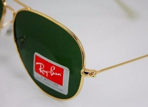 óculos aviador rb3025/3026 - importado - todas as cores