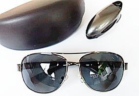 45aabc48c Oculos Aviador S2 Original Spectre + Estojo E Porta Oculos
