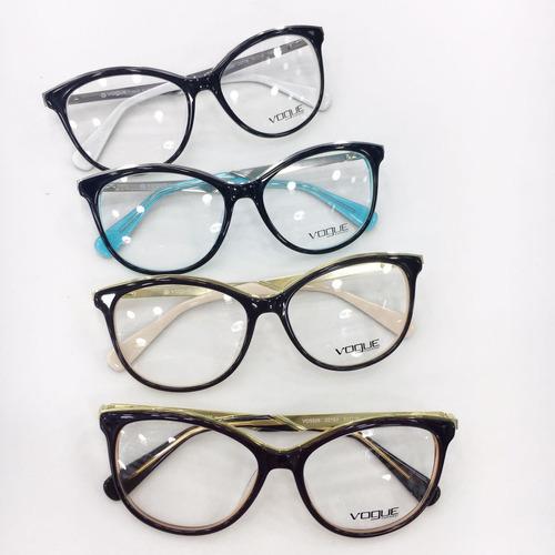 oculos b5781 vogue varios modelos + garantia
