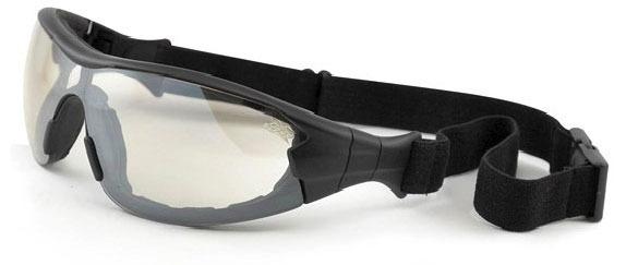 6b8a7762d051f Óculos Balístico Delta Militar Com Haste E Elástico Vicsa - R  48