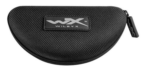 óculos balístico - wx vapor - preto fosco - wiley x