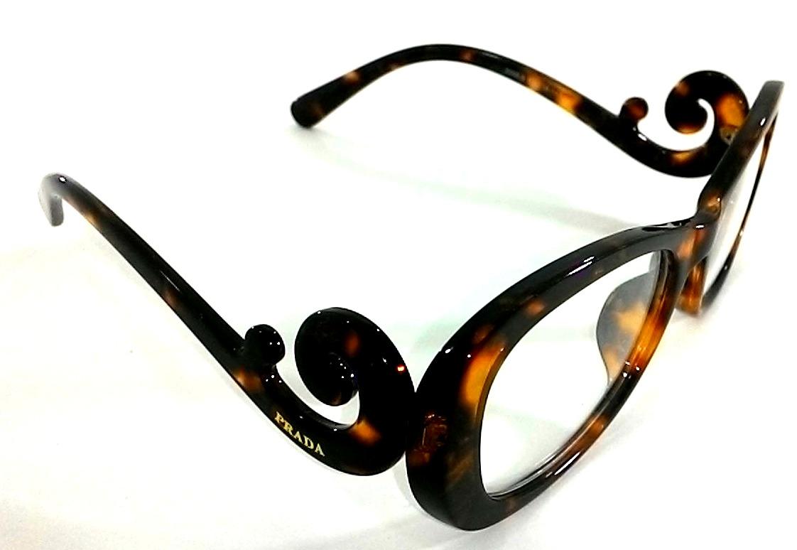 ef63059555b9e Oculos Baroquê Armação De Grau Feminina De Oncinha-no Brasil - R ...