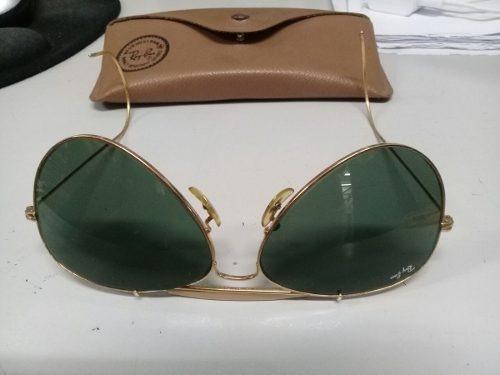 67cb8d42043f8 Oculos Bausch   Lomb Ray-ban Aviado - R  219,99 em Mercado Livre