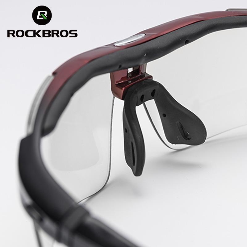 759ce9add8731 óculos bicicleta bike rockbros polarizado 5 lentes ciclismo. Carregando  zoom.