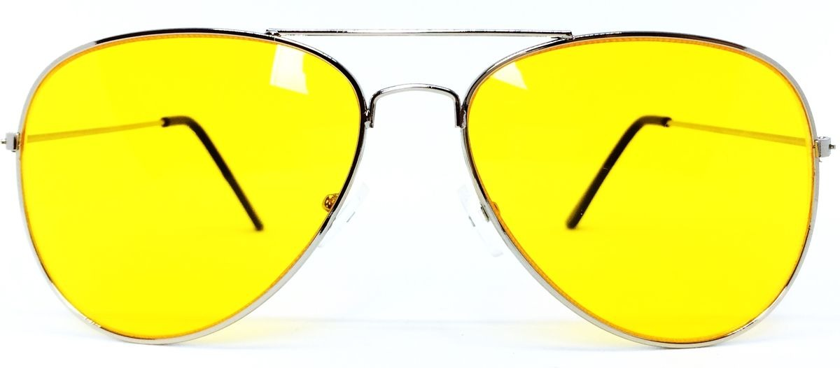 Óculos Bl Night Drive Para Dirigir À Noite - Prateado - R  49,99 em ... 12b00de339