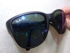 b54cfa76b Rayban Com Lente Bl Espelhado - Óculos no Mercado Livre Brasil