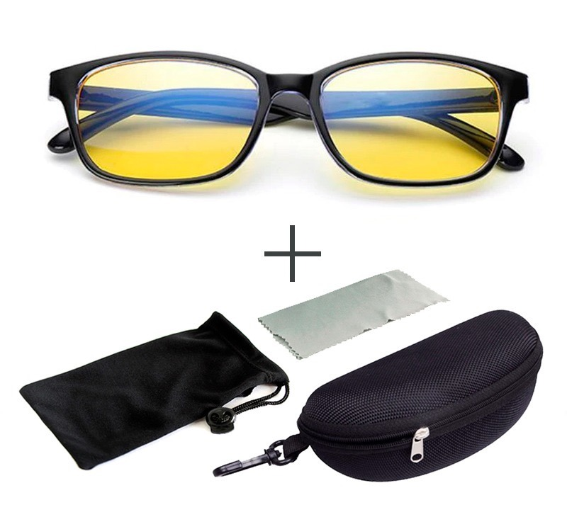 b62a0de1d7ec8 óculos bloqueador luz azul blue ray blocker super promoção. Carregando zoom.