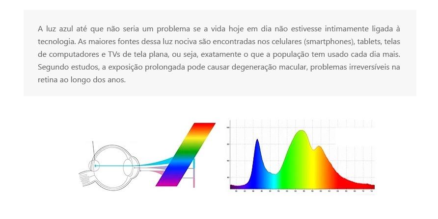 Óculos Bloqueia Luz Azul Lair Ribeiro + Kefir De Brinde - R  139,90 ... 2eed90a311