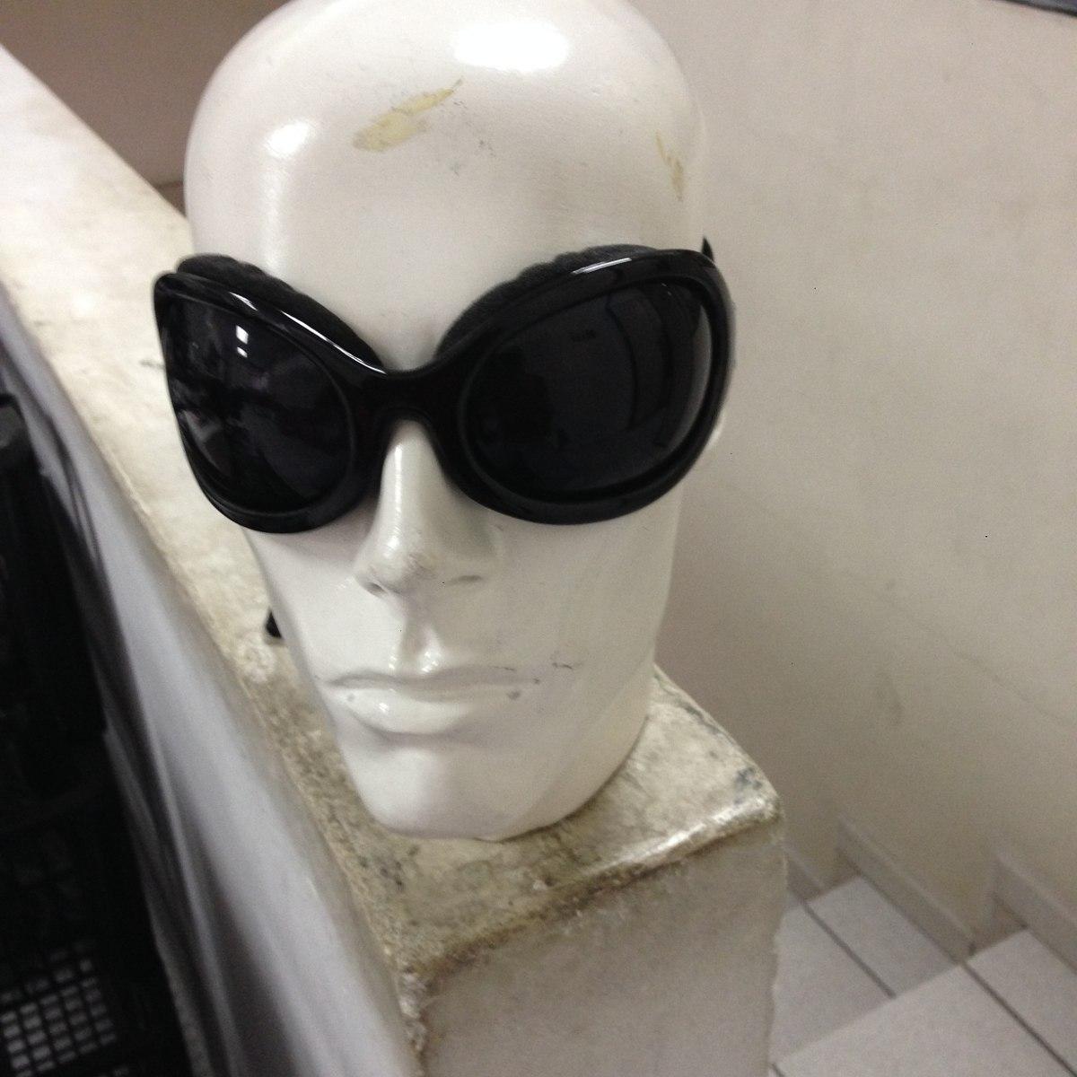05907618fc219 Oculos Bolha Com Hates , E Elastico Opconal - R  149,00 em Mercado Livre