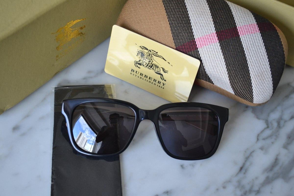 533515aaa óculos burberry b4148 original masculino sport dourado. Carregando zoom.