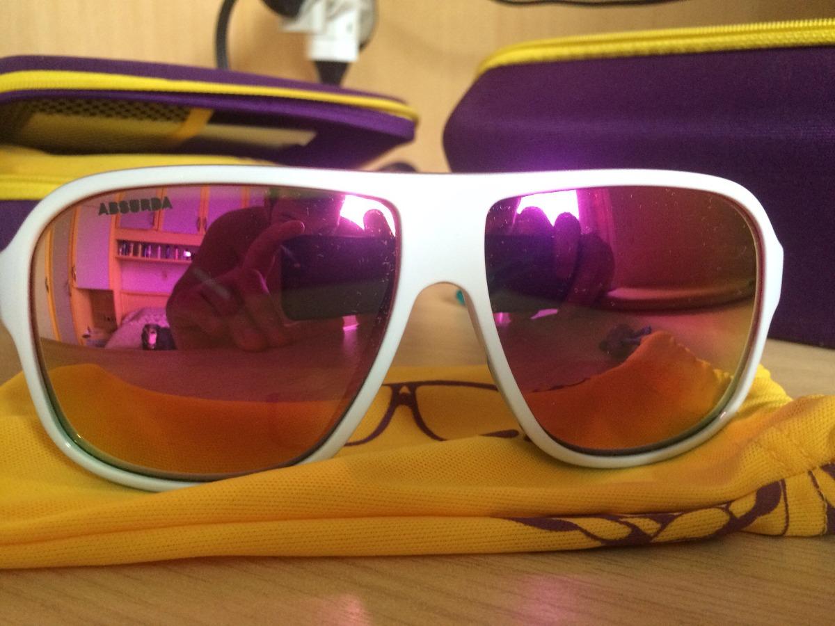 Óculos Calixto Absurda Espelhado Original - R  199,90 em Mercado Livre 4acb64c96f