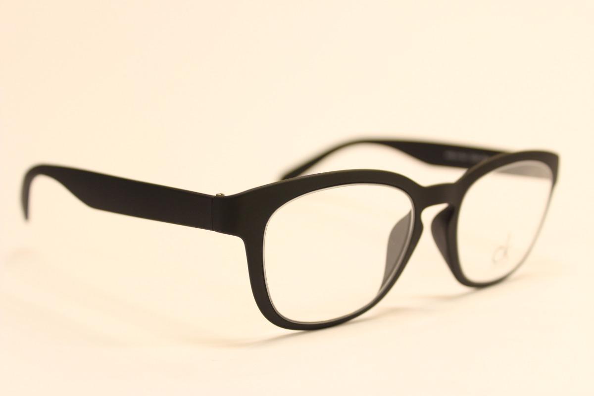 0a22880669d01 Óculos Calvin Klein Ck 5875 001 Preto - R  520