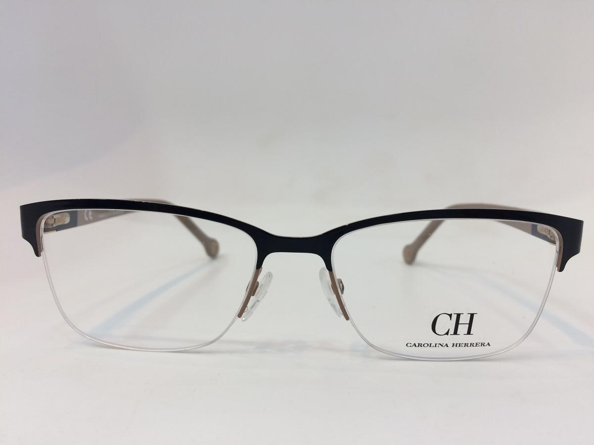 a77a6bb46669c oculos carolina herrera vhe038 col0169 140. Carregando zoom.