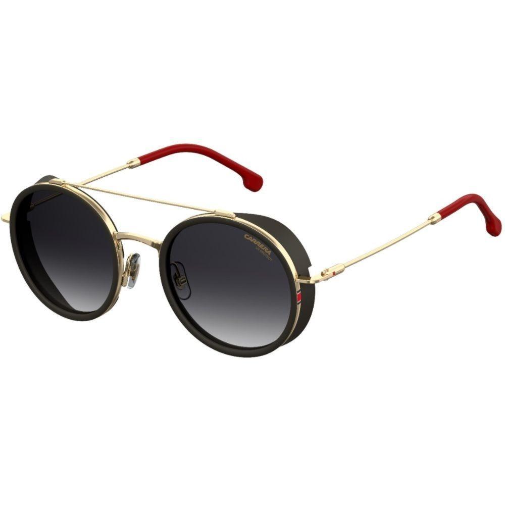 a29df417b7956 Óculos Carrera 167 s Preto dourado vermelho - R  483,89 em Mercado Livre