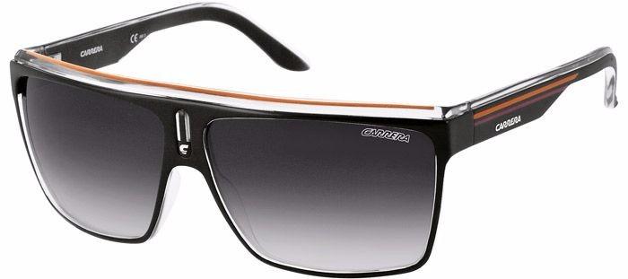 fc7a9b1ea9078 Óculos Carrera 22 Xak Black Orange Crystal Original 50 31 27 - R ...