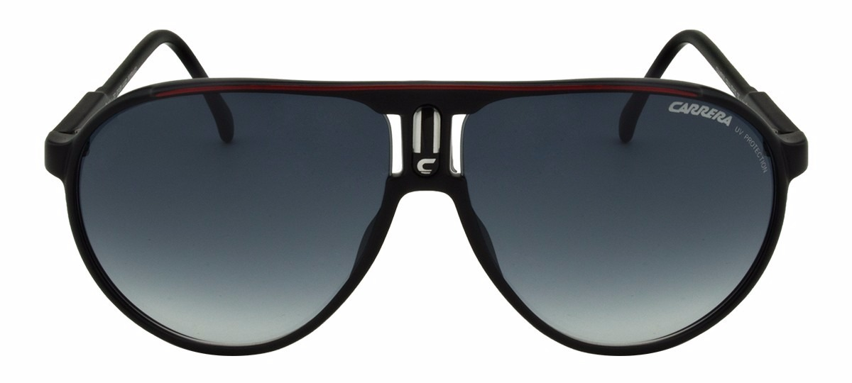 Óculos Carrera 27 Xsz Black Red 33 22 26 Grand 40 - R  125,99 em ... 30720ec440