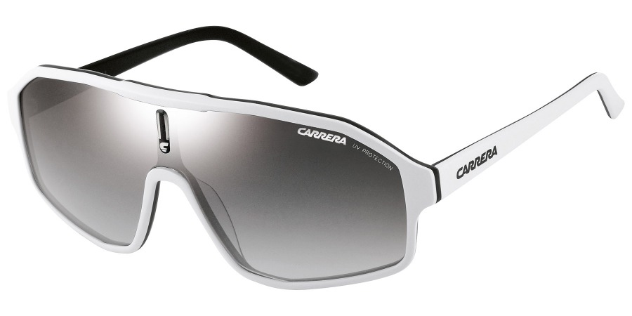 Óculos Carrera 39 Nn7 White Black Grey Original 5530 Top 37 - R  409 ... b788005220