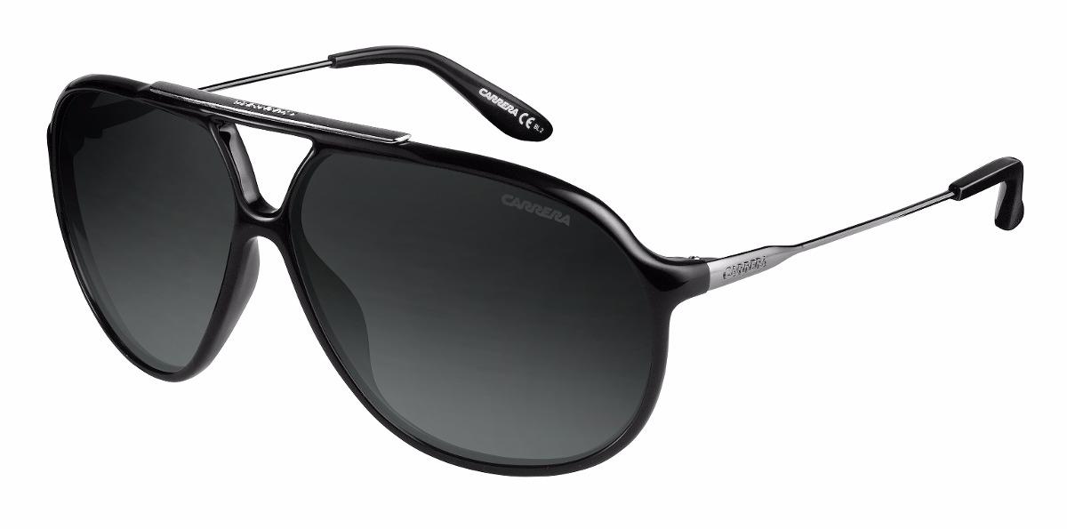 269c708fdb45c Óculos Carrera 82 Cvs Black Grey Original 85 81 90 40 26 100 - R ...