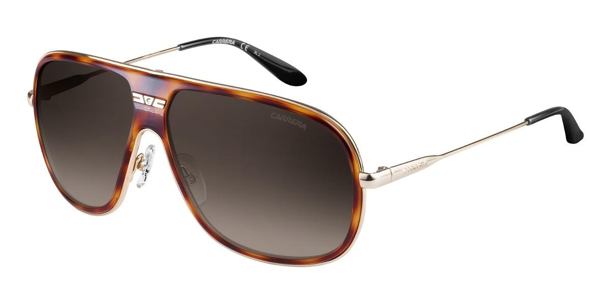 848adb666d038 Óculos Carrera 88 8en Havana Brown Original 40 101 81 54 53 - R  389 ...