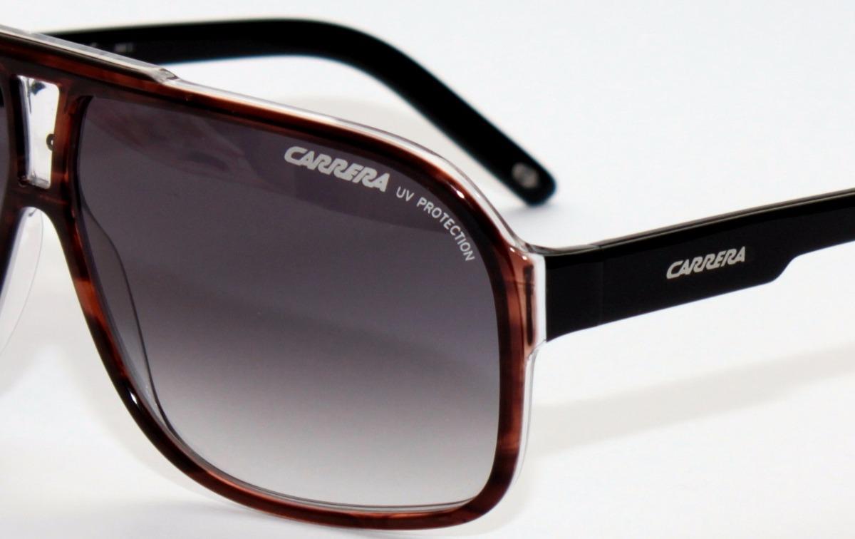 óculos carrera grand prix 2 bzr havana black original 27 40. Carregando  zoom. eb67a86bc7