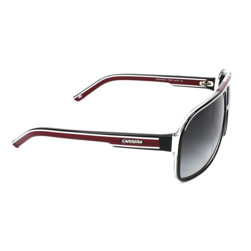 33c4c6dfb3b2f óculos carrera grand prix 2 s preto vermelho. Carregando zoom.