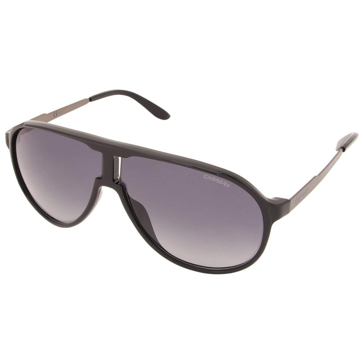 bc9c6a8921267 Óculos Carrera New Champion Lb0hd (black - - 97101 - R  778
