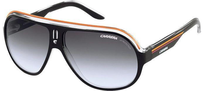 e0599f106f4aa Óculos Carrera Speedway Kee Black Orange Pronta Entrega - R  389