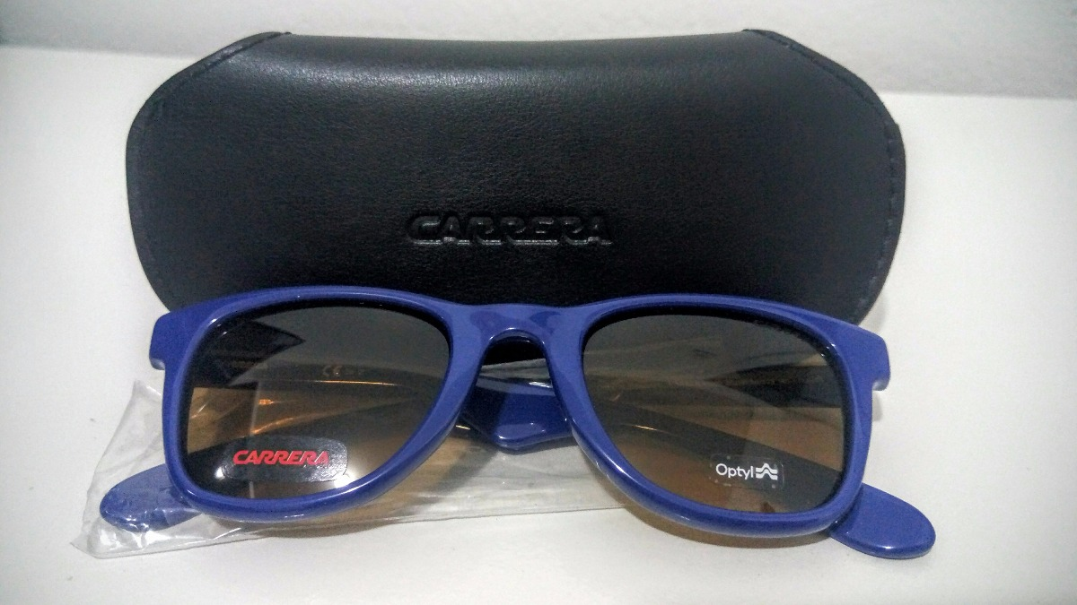 904221a7436f4 Óculos Carrera Unisex - 100% Original - Frete Grátis - R  329,90 em ...