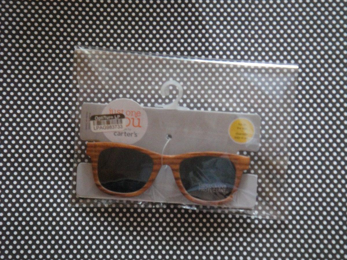 1cf788824 Óculos Carters 0 A 24 Meses 100% Original Para Seu Bebê - R$ 115,00 ...