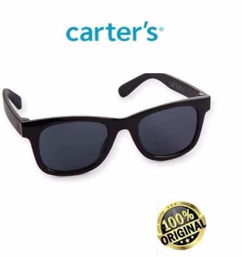 2c70fcdf1 Óculos Carters Para Crianças De 4 A 8 Anos Original Preto - R$ 119 ...