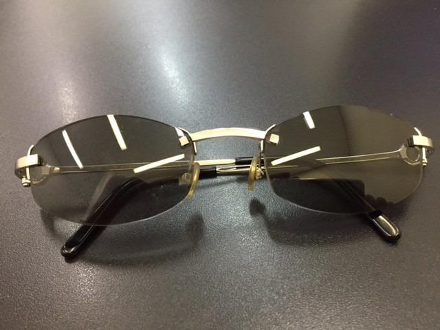 3029d3c9e19 Óculos Cartier Paris 135 - Original - R  1.800