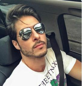 b980d74d2 Oculo Sol Social Masculino - Óculos De Sol no Mercado Livre Brasil