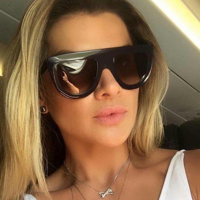 0ab1eeb841632 Óculos Céline Andréa - R  149
