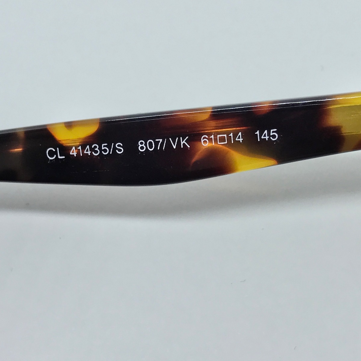 bb7b548940b9b Óculos Céline Thin Shadow Cl41435 Tartaruga - R  550,00 em Mercado Livre