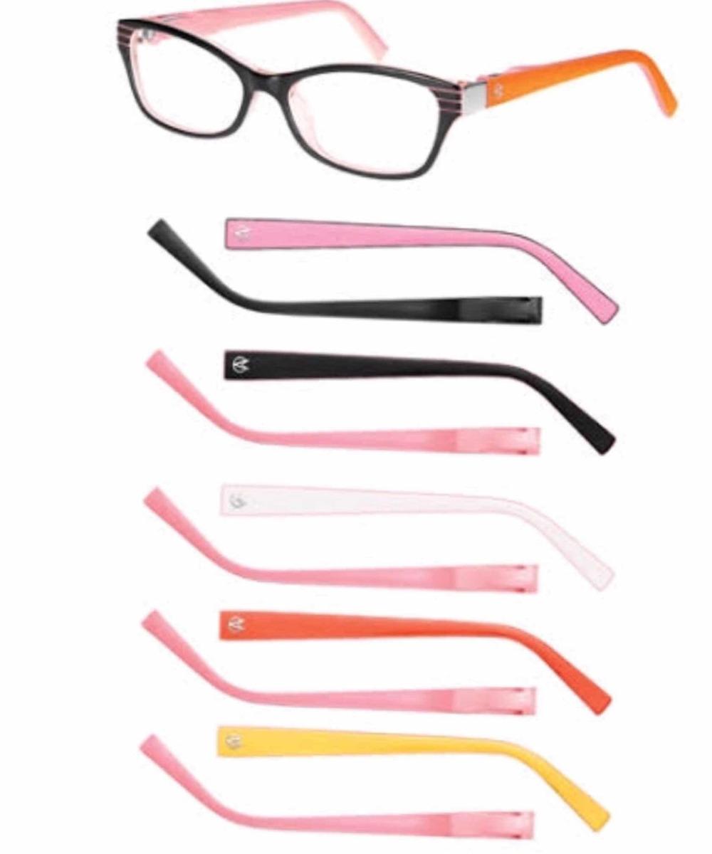 0cd7644aa1019 óculos champion pink black troca hastes. Carregando zoom.