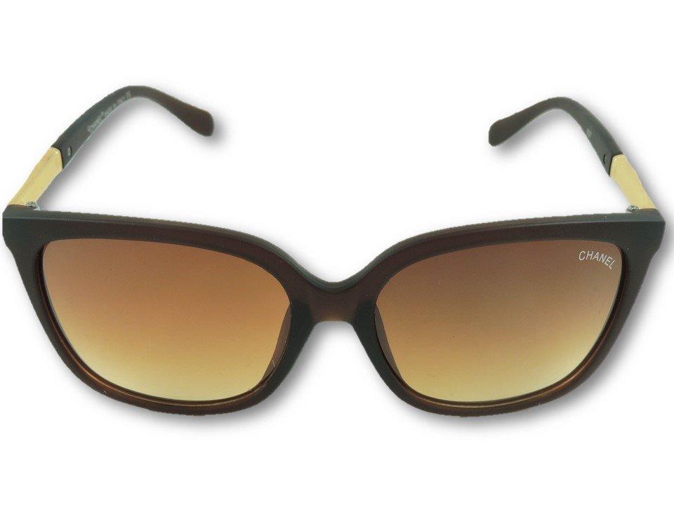 58bccf80d óculos chanel 8227 feminino marrom proteção uv400 luxo. Carregando zoom.