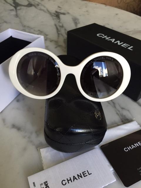 dc02a527152b7 Oculos Chanel Feminino Ch5302 Redondo Original - R  475
