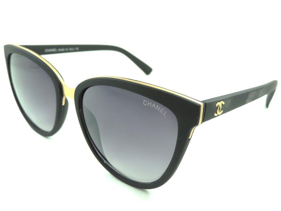 f9f559cc3 óculos chanel feminino preto luxo proteção uv400 promoção. Carregando zoom.