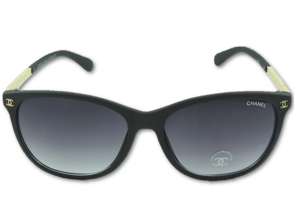 c5f72973e óculos chanel preto feminino luxo proteção uv400. Carregando zoom.
