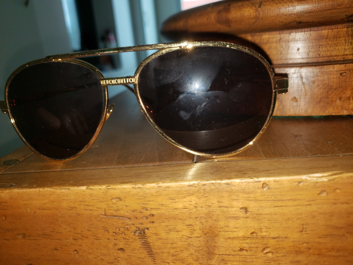970c27b45622a Óculos Alexandre Herchcovitch - Chilli Beans - R  120