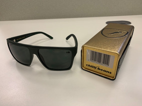 08ea04c93 Oculos De Sol Masculino Polarizado Escuro Chili Beans - Óculos no ...