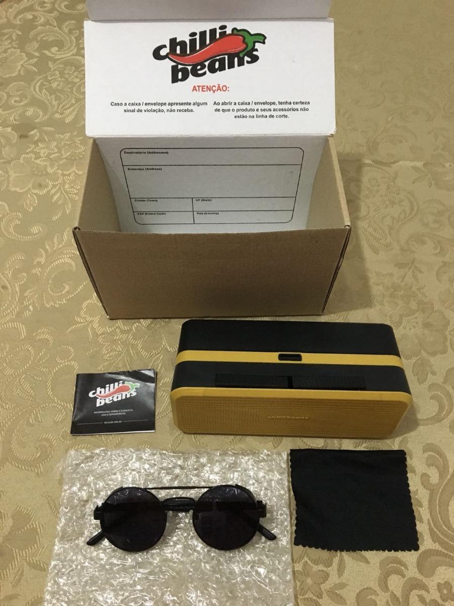 23e6b5567 Óculos Chilli Beans Vintage Culture - R$ 350,00 em Mercado Livre