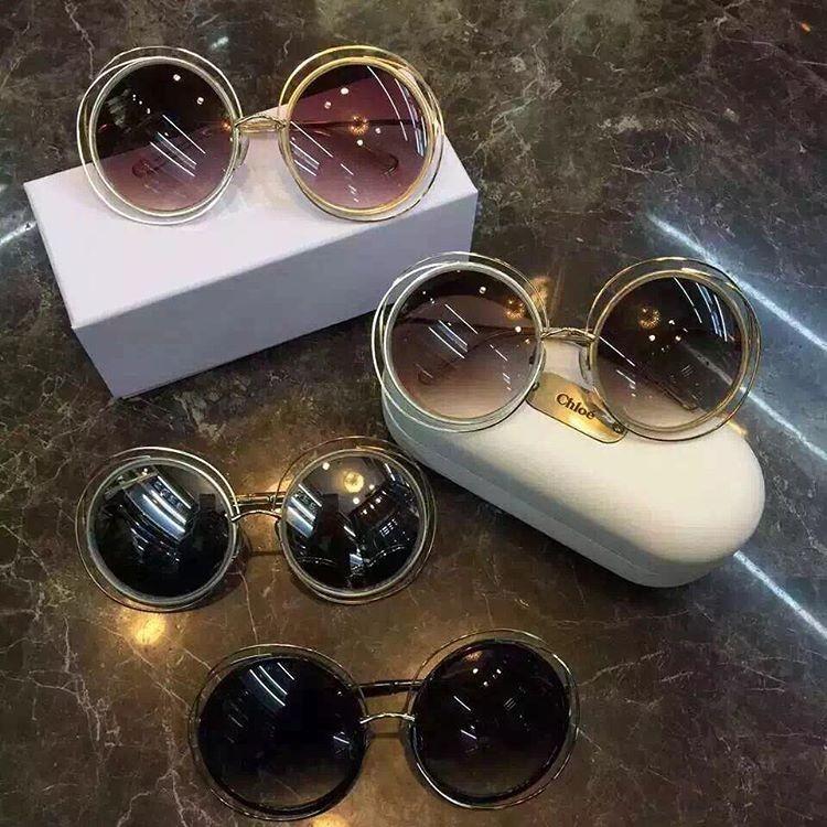 6616fb0b58899 Óculos Chloe Carlina Original - R  529