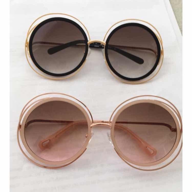 41fe32718e519 Óculos Chloé Carlina Original Pronta Entrega - R  999