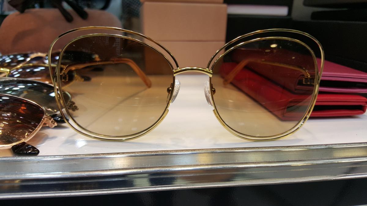 0cc5a4827eba5 óculos chloe carlina quadrado. Carregando zoom.
