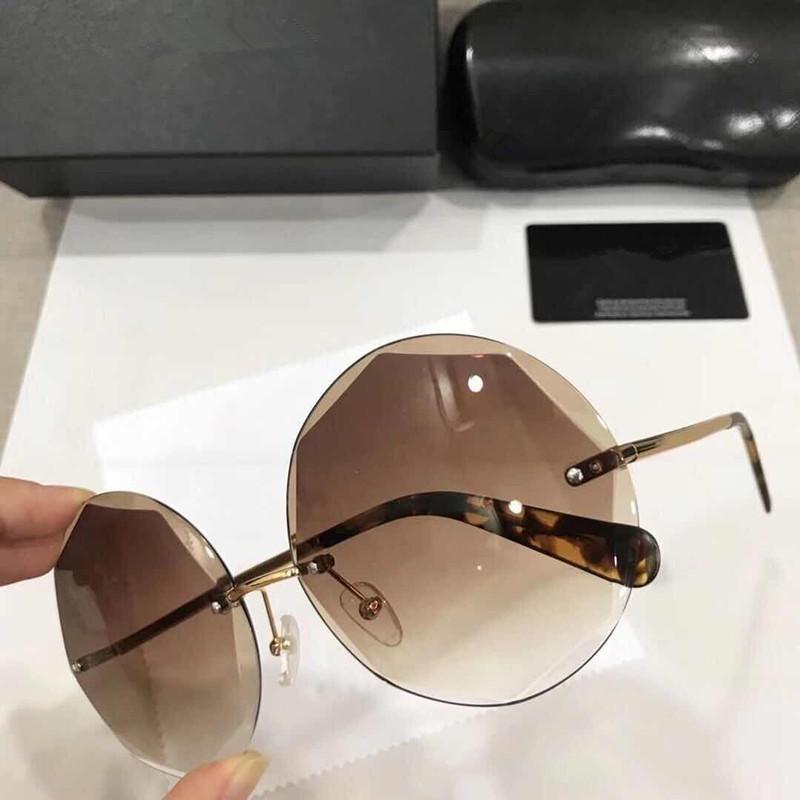 bb6c40ffb91f9 óculos chloé rosie carlina feminino de sol. Carregando zoom.