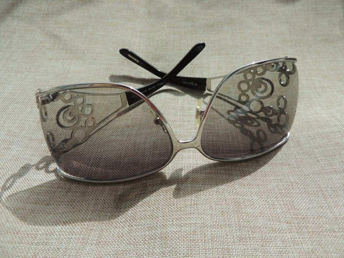 Vender um igual. óculos chopard com certificado de original, made in italy.  Carregando zoom. 05207b6c68